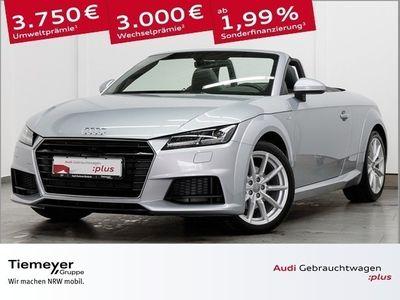 used Audi TT Roadster 1.8 TFSI S LINE LED NAVI+ ALCANTARA