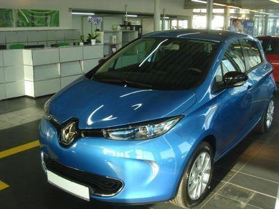 gebraucht Renault Zoe LIFE Batteriemiete Option auf LIMITED Paket