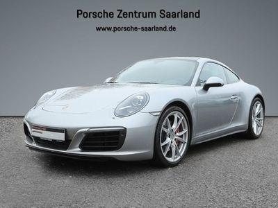 gebraucht Porsche 911 Carrera 4S 991 (911)Coupe Hinterachsl.Glasdach,Abgas