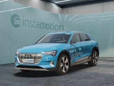 gebraucht Audi E-Tron eTron - 55 qu MATRIX 21 Pano ACC virt. Spiegel