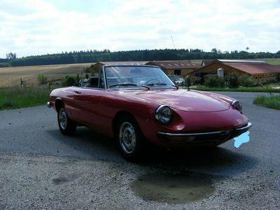 gebraucht Alfa Romeo GT Junior seltener Spider 1600mit H-
