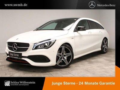gebraucht Mercedes CLA250 Sport 4M SB AMG/Pano.-Dach/Night/LED
