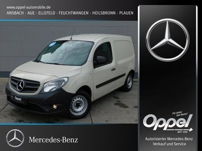 używany Mercedes Citan 109 CDI KA Lang Schiebetür/Hecktür 2-flügl