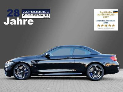 gebraucht BMW M4 Cabriolet DKG, Head-Up,Surround *3,99%*399.- monatl.*
