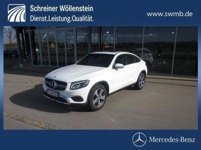 gebraucht Mercedes GLC220 d 4MATIC Coupé
