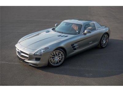 gebraucht Mercedes SLS AMG B&O, Designo, Mercedes-Garantie