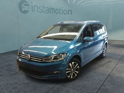 gebraucht VW Touran Touran1.5 TSI DSG UNITED | AHK | NAVI | SITZH.