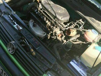 gebraucht VW Caddy VW9x16 vieles neu. Preissenkung da ...