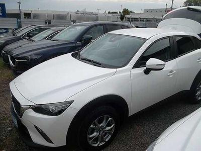 gebraucht Mazda CX-3 SKYACTIV-G 120 FWD Navi Klimaautomatik