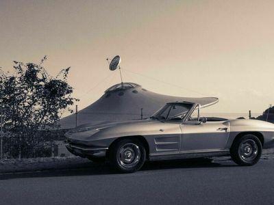 gebraucht Corvette C2 Convertible 327, Frame Off Restauration als Cabrio/Roadster in Salmtal