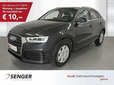 gebraucht Audi Q3 Sport 2,0TDI LED GRA Komfort-Paket Navi