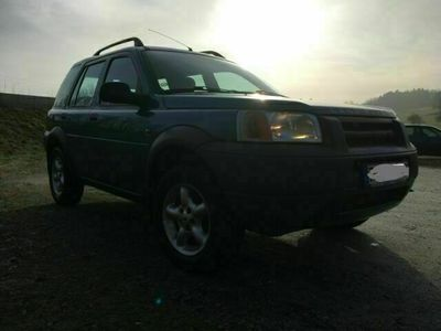 gebraucht Land Rover Freelander 1.8i SUV Klima AHK