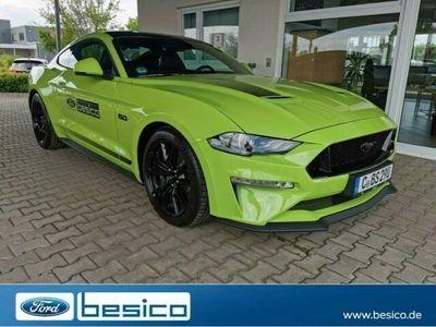 gebraucht Ford Mustang GT+Magne Ride+B&O+Alcantara+19 Zoll+NAV+