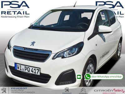 gebraucht Peugeot 108 VTI 72 Active *Klima*DAB*
