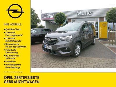 gebraucht Opel Combo Life 1.2 Turbo Edition RFK NAVI SHZ