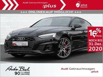 gebraucht Audi S5 Sportback TDI Matrix HUD S-Sitze Panorama B&O