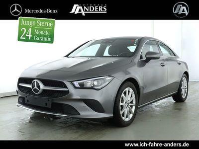 gebraucht Mercedes CLA180 d Coupé Progressive+LED+MBUX+PDC+SHZ+ARL