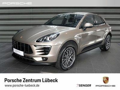 käytetty Porsche Macan S Luftfederung Panorama Rückfahrkamera Navi