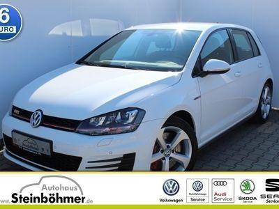 used VW Golf GTI