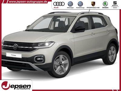 gebraucht VW T-Cross - Style TSI | Junge-Fahrer/Eltern-Aktion
