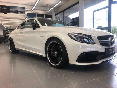 gebraucht Mercedes C63S AMG Coupe EDITION1 Performance Sitze CARBON