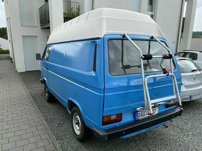 gebraucht VW T3 Camper Van Hochdach