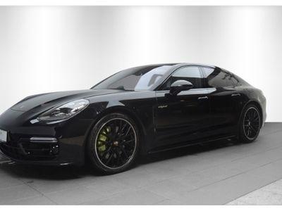 gebraucht Porsche Panamera 4 E-Hybrid BOSE LED-Matrix Luftfederung