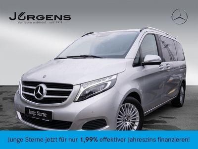 gebraucht Mercedes V220 CDI ED 6 Sitze,AHK 2.5t,Klima,LED,Navi,Tem