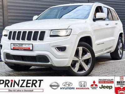 gebraucht Jeep Grand Cherokee 3.0I Multijet Overland, Gebrauchtwagen, bei Autohaus am Prinzert GmbH