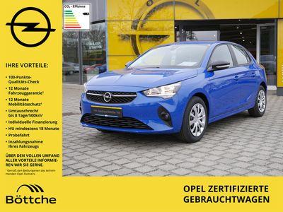 gebraucht Opel Corsa 1.2 Turbo Edition