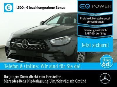 gebraucht Mercedes E300 T AMG Fahrass