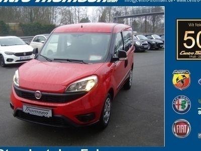 gebraucht Fiat Doblò Pop 1.4 16V Radio/CD,Ganzjahresreifen