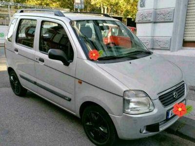 gebraucht Suzuki Wagon R mit TÜV bis 03/2022