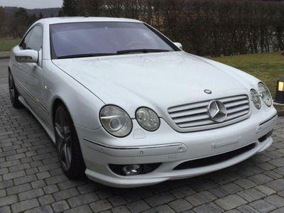 gebraucht Mercedes CL500 * AMG PAKET * HU und AU NEU ! erst 107000