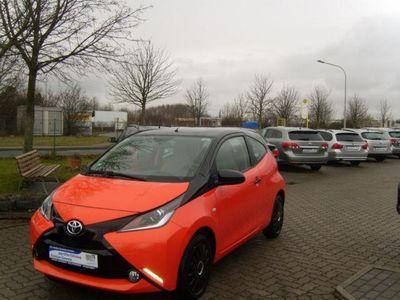 gebraucht Toyota Aygo X-Cite Klima Tempomat I-Hand KAMERA