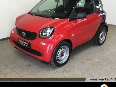 usado Smart ForTwo Coupé 52 kW PURE TEMPO+EL.FENSTERH.