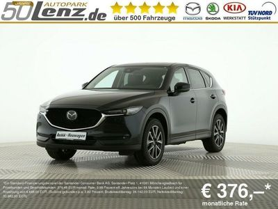 used Mazda CX-5 Sports-Line BOSE LEDER ACC ab 0,99%Fin.
