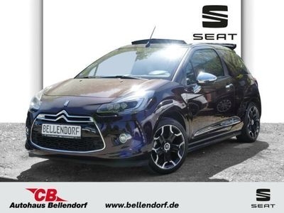 gebraucht Citroën DS3 Cabriolet SportChic 1.6 BlueHDi 100 LED-Tagfahr