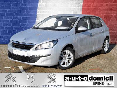gebraucht Peugeot 308 PT Active 110 Stop + Start Klimaautomatik-BT-Sich