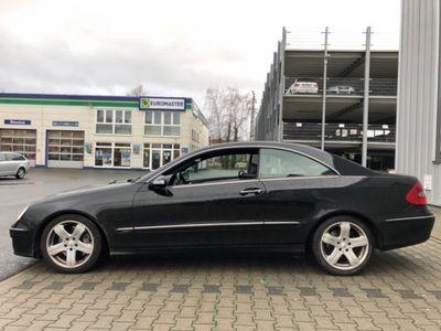 gebraucht Mercedes CLK320 CDI Avantgarde Leder Comand Xenon Schieb
