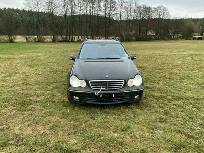 gebraucht Mercedes C320 Mercedes BenzCdi Avantgarde TÜV