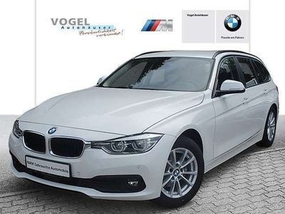 gebraucht BMW 320 d Touring EffDyn Edition Advantage HiFi LED
