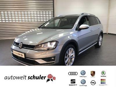 gebraucht VW Golf Alltrack Variant VII 2.0 TDI DSG 4Motion ACC Navi Xenon