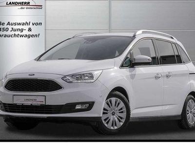 gebraucht Ford Grand C-Max COOL&CONNECT // Navi/Kamera/Parkautomatik