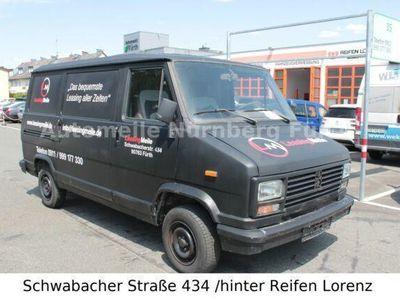 gebraucht Peugeot J5 *LKW*Zahriemen gewecheselt*Viele Neue Teile*
