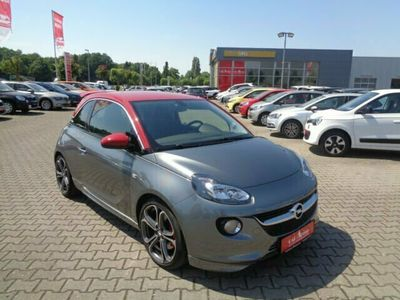 gebraucht Opel Adam S 1.4 Turbo *Tempomat*Recaro*PDC-Hi.*