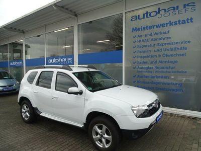 used Dacia Duster 1.5 Prestige 4x4 AHK Volleder