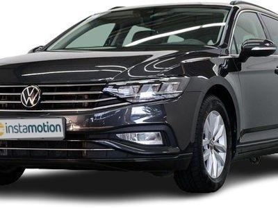 gebraucht VW Passat Passat VariantVariant 2.0 TDI DSG Business Navi LED AHK Climatronic