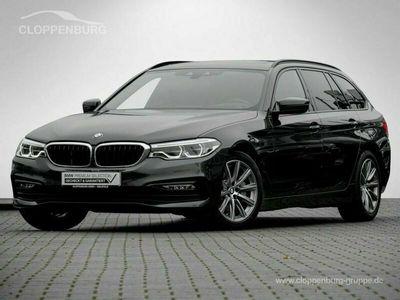 gebraucht BMW 530 d Sport Line Pano LED Navi Head-Up