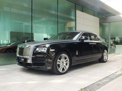 gebraucht Rolls Royce Ghost on stock Starlight Headliner